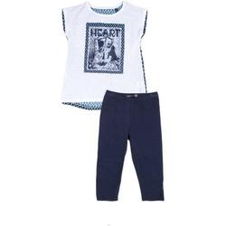 Odjeća Djevojčica Dječji kompleti Losan 714 8002AB Plava