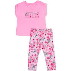Odjeća Djevojčica Dječji kompleti Losan 714 8004AB Ružičasta
