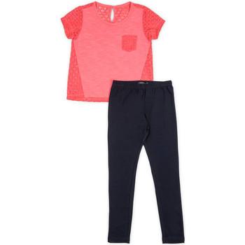 Odjeća Djevojčica Dječji kompleti Losan 714 8008AB Ružičasta
