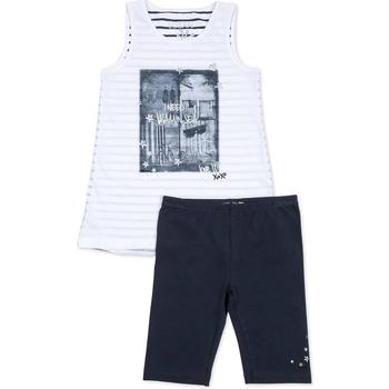 Odjeća Djevojčica Dječji kompleti Losan 714 8042AB Plava