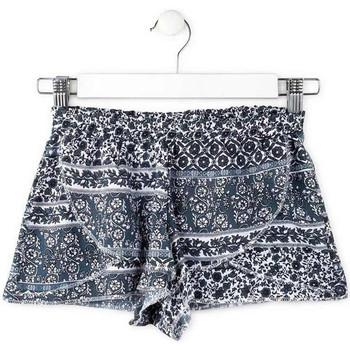 Odjeća Djeca Bermude i kratke hlače Losan 714 9008AB Plava