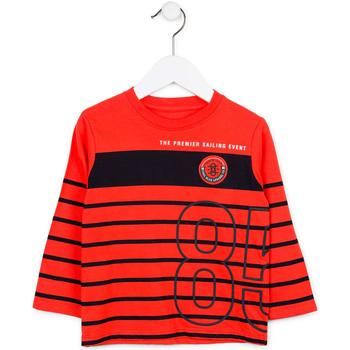 Odjeća Djeca Puloveri Losan 715 1002AC Crvena