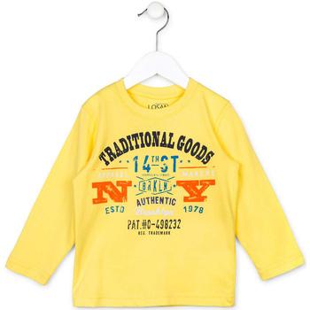 Odjeća Djeca Puloveri Losan 715 1208AC Žuta boja