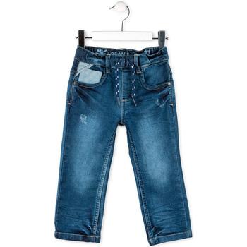 Odjeća Djeca Traperice ravnog kroja Losan 715 6012AC Plava