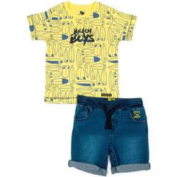 Odjeća Djeca Dječji kompleti Losan 715 8001AC Žuta boja