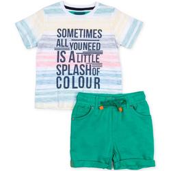 Odjeća Djeca Dječji kompleti Losan 715 8006AC Zelena