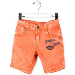 Odjeća Dječak  Bermude i kratke hlače Losan 715 9009AC Naranča