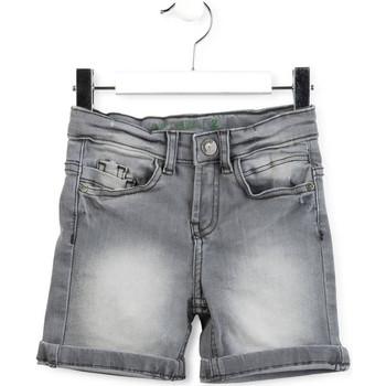 Odjeća Dječak  Bermude i kratke hlače Losan 715 9013AC Siva