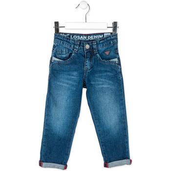 Odjeća Djeca Traperice ravnog kroja Losan 715 9016AC Plava