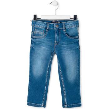 Odjeća Djeca Slim traperice Losan 715 9664AC Plava