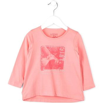 Odjeća Djeca Puloveri Losan 716 1214AD Ružičasta