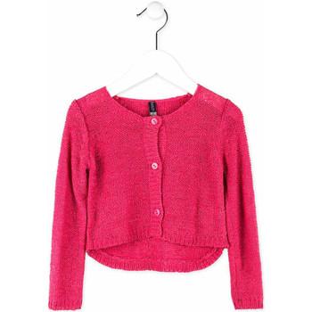 Odjeća Djevojčica Veste i kardigani Losan 716 5000AD Ružičasta
