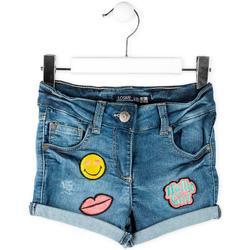 Odjeća Djeca Bermude i kratke hlače Losan 716 6012AD Plava