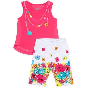 Odjeća Djevojčica Dječji kompleti Losan 716 8002AD Ružičasta