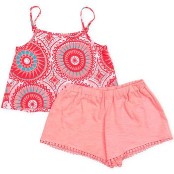 Odjeća Djevojčica Dječji kompleti Losan 716 8009AD Ružičasta