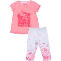 Odjeća Djevojčica Dječji kompleti Losan 716 8014AD Ružičasta