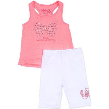 Odjeća Djevojčica Dječji kompleti Losan 716 8015AD Ružičasta