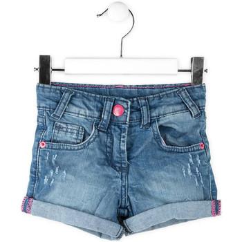 Odjeća Djeca Bermude i kratke hlače Losan 716 9003AD Plava