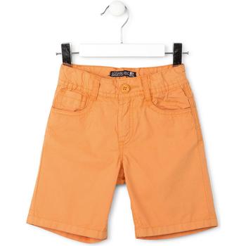 Odjeća Dječak  Bermude i kratke hlače Losan 715 9655AC Naranča