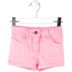 Odjeća Djevojčica Bermude i kratke hlače Losan 716 9652AD Ružičasta
