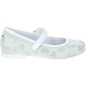 Obuća Djevojčica Balerinke i Mary Jane cipele Melania ME2138D7E.C Bijela