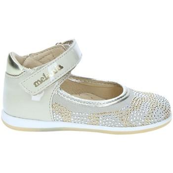 Obuća Djevojčica Balerinke i Mary Jane cipele Melania ME0100A7E.D Bež