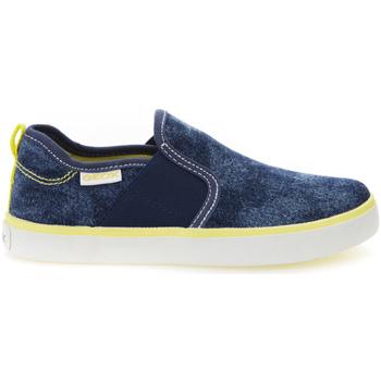 Obuća Dječak  Slip-on cipele Geox J72A7P 0GI54 Plava