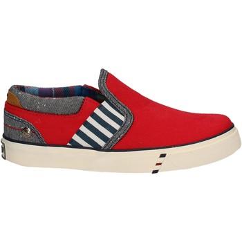 Obuća Djeca Slip-on cipele Wrangler WJ17103 Crvena