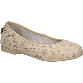 Obuća Djevojčica Balerinke i Mary Jane cipele Melania ME6100F7E.C Bež