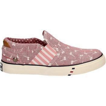 Obuća Djevojčica Slip-on cipele Wrangler WG17121 Ružičasta
