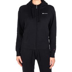 Odjeća Žene  Sportske majice Champion 111987 Crno
