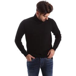 Odjeća Muškarci  Puloveri Gas 561820 Crno