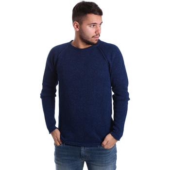 Odjeća Muškarci  Puloveri Gas 561872 Plava