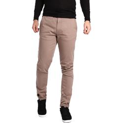 Odjeća Muškarci  Chino hlačei hlače mrkva kroja Gas 360704 Bež