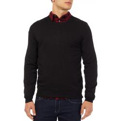 Odjeća Muškarci  Puloveri Gas 561882 Crno