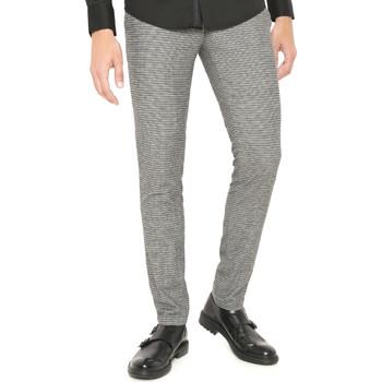 Odjeća Muškarci  Chino hlačei hlače mrkva kroja Antony Morato MMTR00387 FA850133 Crno