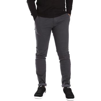Odjeća Muškarci  Chino hlačei hlače mrkva kroja Gaudi 721BU25007 Siva