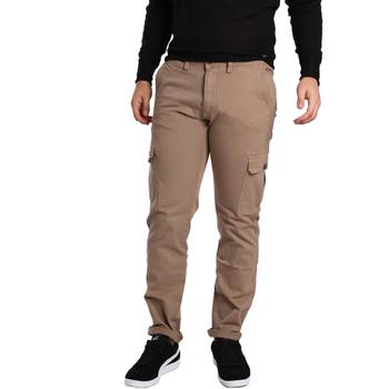 Odjeća Muškarci  Cargo hlače Gaudi 721BU25019 Bež