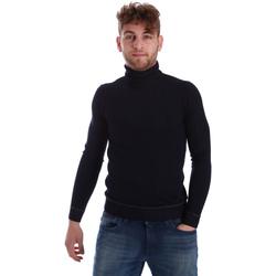 Odjeća Muškarci  Puloveri Gaudi 721BU53031 Plava