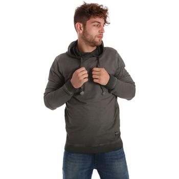 Odjeća Muškarci  Sportske majice Gaudi 721BU64003 Zelena