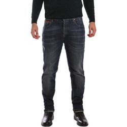 Odjeća Muškarci  Slim traperice 3D P3D1 2667 Plava