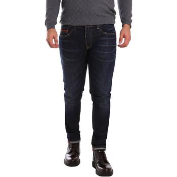 Odjeća Muškarci  Slim traperice 3D P3D6 2659 Plava
