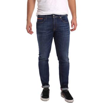 Odjeća Muškarci  Slim traperice 3D P3D6 2667 Plava