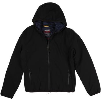 Odjeća Muškarci  Pernate jakne U.S Polo Assn. 43017 51919 Crno