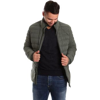 Odjeća Muškarci  Pernate jakne Emporio Armani EA7 6YPB23 PNB7Z Zelena