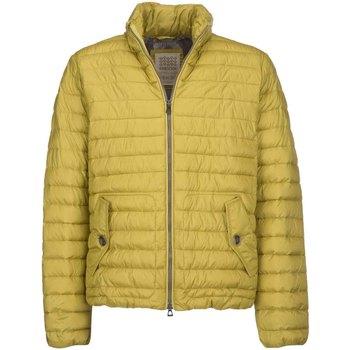 Odjeća Muškarci  Pernate jakne Geox M7429C T2432 Žuta boja