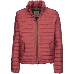 Odjeća Muškarci  Pernate jakne Geox M7429C T2432 Crvena