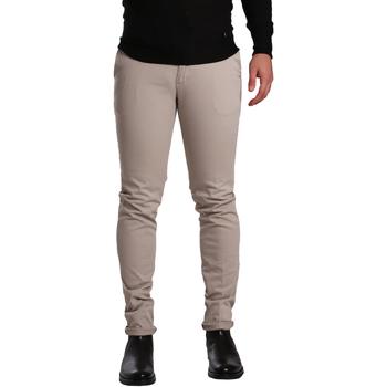 Odjeća Muškarci  Chino hlačei hlače mrkva kroja Sei3sei PZV21 7275 Bež