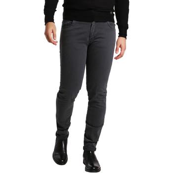 Odjeća Muškarci  Hlače s pet džepova Sei3sei PZV16 7239 Siva
