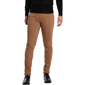 Odjeća Muškarci  Hlače s pet džepova Sei3sei PZV16 7239 Bež